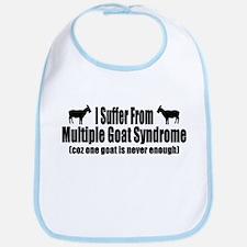 Multiple Goat Syndrome Bib