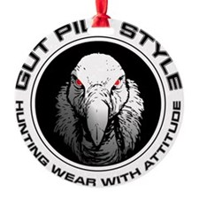Gut Pile Style Hunting Wear Ornament