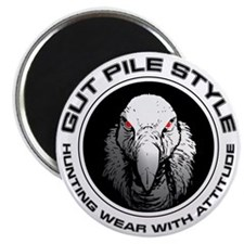 Gut Pile Style Hunting Wear Magnet