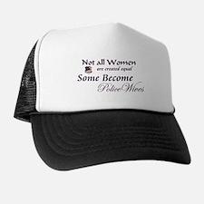 Copwife Trucker Hat