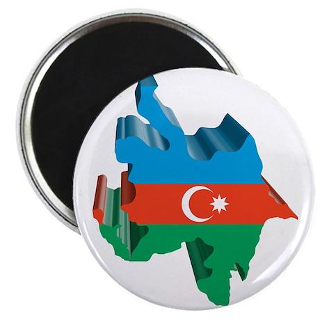azerbaijan3 Magnet