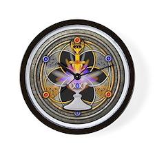 The Pagan Great Rite Wall Clock