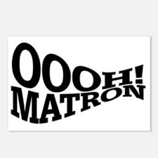 Oooh! Matron Postcards (Package of 8)