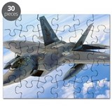 Military aircraft Puzzles