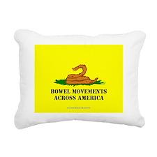 BMAA Rectangular Canvas Pillow