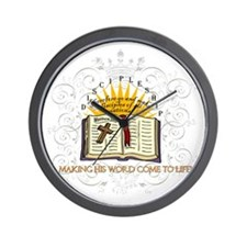 Discipleship Wall Clock
