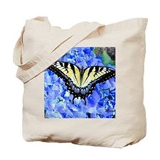 Eastern Yellow Tiger Swallowtail Butterfl Tote Bag