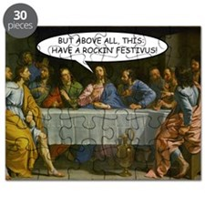 last_suppper_card Puzzle