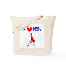I Love Nursing! Tote Bag