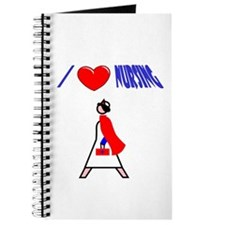 I Love Nursing! Journal