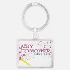 Fairy Godmother FA Landscape Keychain