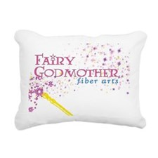 Fairy Godmother FA Rectangular Canvas Pillow