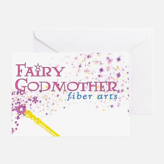 Fairy Godmother FA Greeting Card