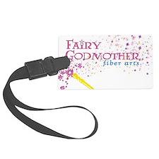 Fairy Godmother FA Luggage Tag