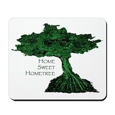 Home Sweet Hometree Mousepad