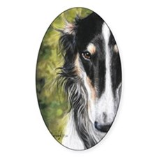 Borzoi Decal