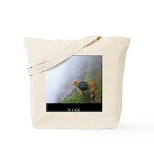 Mouspad_Risk Tote Bag