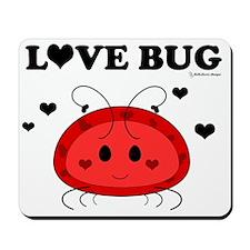 4-LoveBugKidsClothesBaby Mousepad