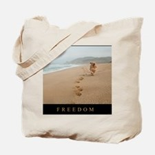 Poster_Freedom2 Tote Bag