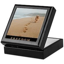 Poster_Freedom2 Keepsake Box
