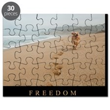 Poster_Freedom2 Puzzle