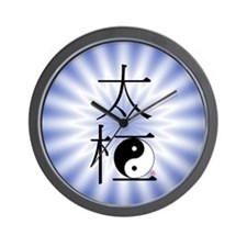 TaiChiL Wall Clock