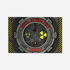 MSUMousepad Rectangle Magnet