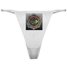 MSUButtonMagnet Classic Thong