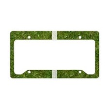 50th bday Gcard License Plate Holder