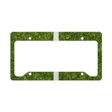 10th bday PCard License Plate Holder