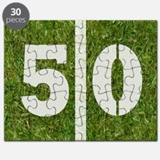 50th bday 6x6 Puzzle