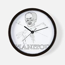 ManitouIslands-JollyPsenka- Wall Clock
