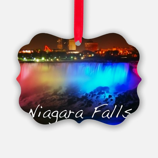 Niagara Falls Ornament