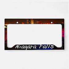 Niagara Falls License Plate Holder