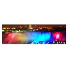 Niagara Falls Bumper Sticker
