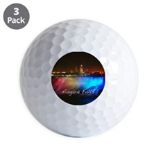 Niagara Falls Golf Ball