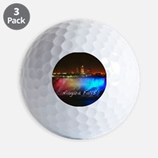 Niagara Falls Golf Ball