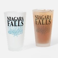 Niagra Falls Drinking Glass