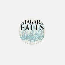 Niagra Falls Mini Button