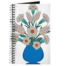 Turkish Bouquet-grayscale Journal