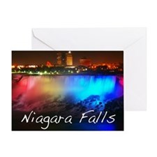 Niagara Falls Greeting Card