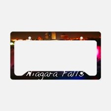 Niagara Falls License Plate Holder