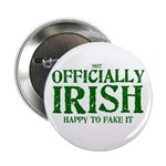 """Officially Irish 2.25"""" Button (10 pack)"""