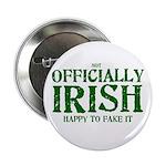 Officially Irish Button
