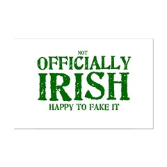 Officially Irish Posters