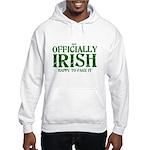 Officially Irish Hooded Sweatshirt