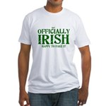 Officially Irish Fitted T-Shirt