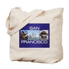 sanfrancisco1a Tote Bag