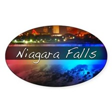 Niagara Falls Decal