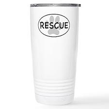 rescue paw-1 Travel Mug